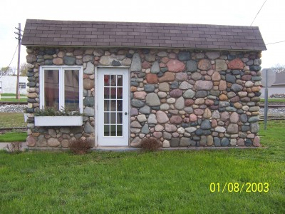 Stone Building Renovation Lake Odessa Let 39 S Save Michigan